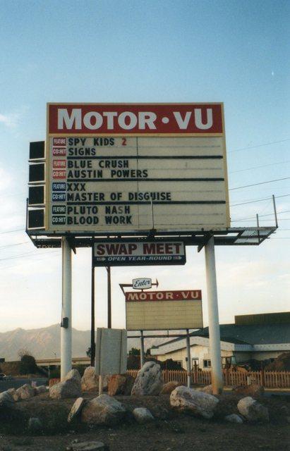 Motor Vu Drive In In Riverdale Ut Cinema Treasures