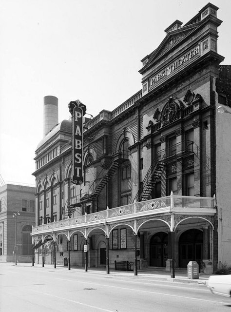 PABST Theatre; Milwaukee, Wisconsin.
