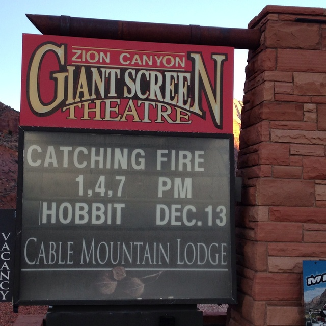 Zion Canyon Giant Screen Theatre