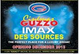 November 1st, 2013 ad in the Montreal Gazette for the never opened IMAX