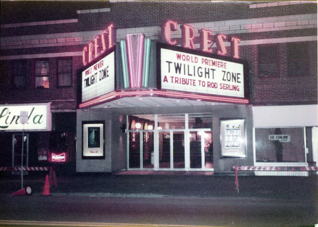 Twilight Zone Premier