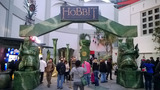 Courtyard Promo for The Hobbit Desolation of Smaug