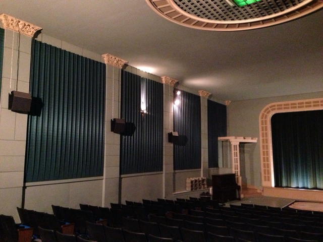New acoustics