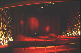 Bellevue Cinerama auditorium