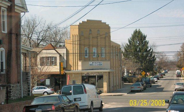 Former Villa Theatre Collingdale, PA