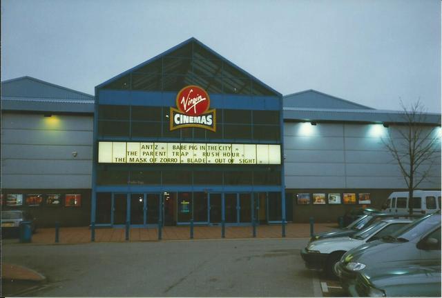 Cineworld Chester