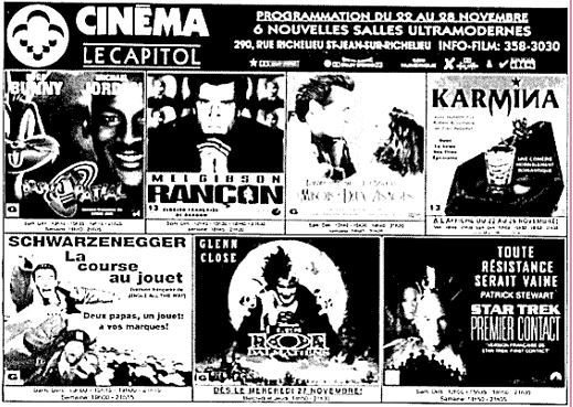 Cinema Le Capitol