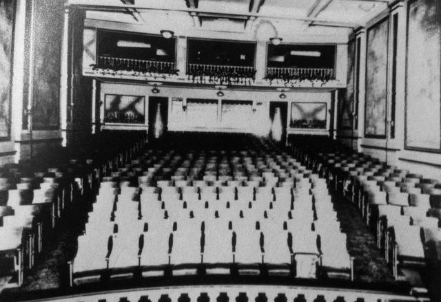 Majestic Theatre Inside