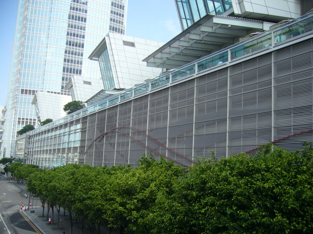 International Financial Centre.
