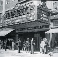 Paramount Theatre Grand Opening 1930 Salem, MA