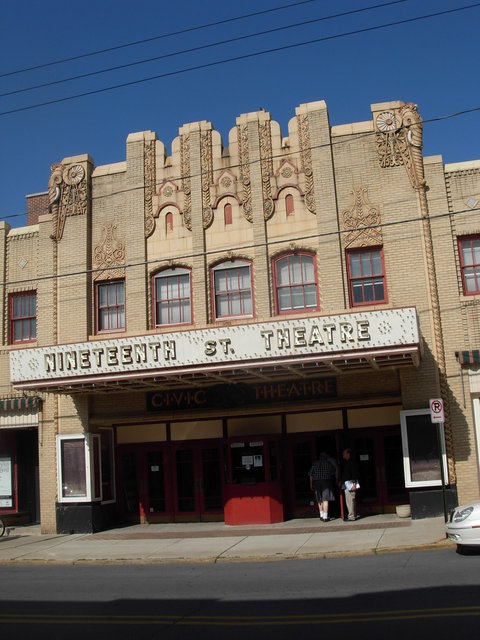 Nineteenth Street Theatre