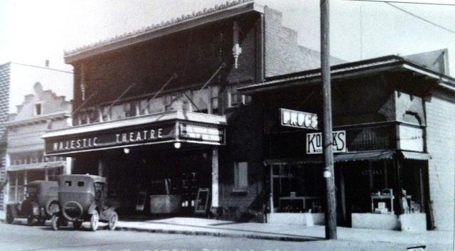 Benicia Majestic Theatre