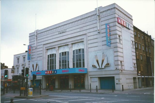 Troxy Stepney