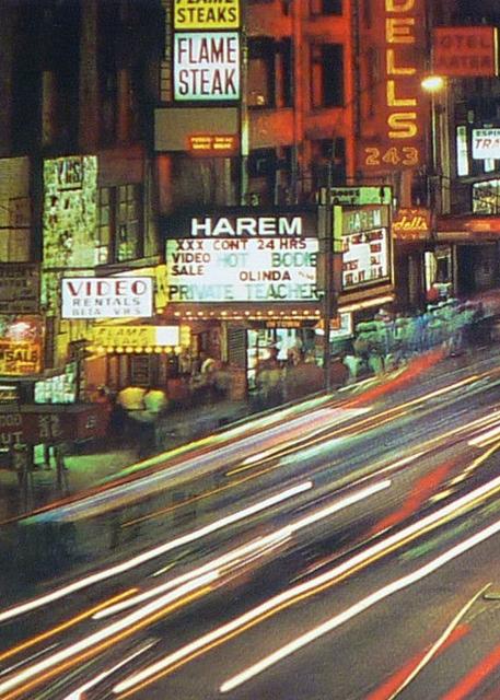 Harem Theatre