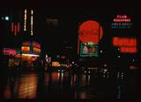 <p>1951 night shot via the Retro Pictures FB page. Original source unknown.</p>