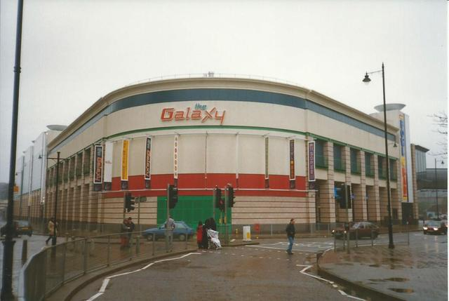 Cineworld Cinema - Luton
