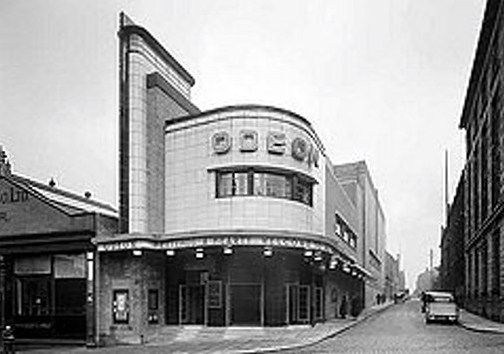 Odeon Cinema Hanley