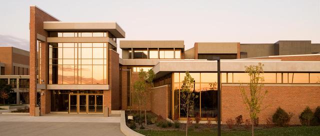 UW-Parkside Union Theater; Kenosha, Wisconsin.