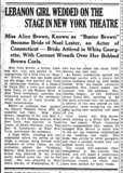 Lebanon Daily News Lebanon, Pennsylvania Mon, Aug 15, 1921 – Page 8