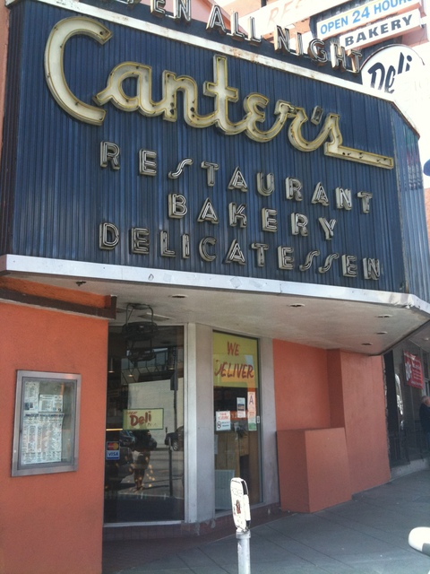 Canter's Faifax (Former Esquire)