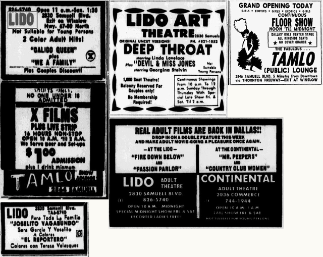 name theater lido Adult