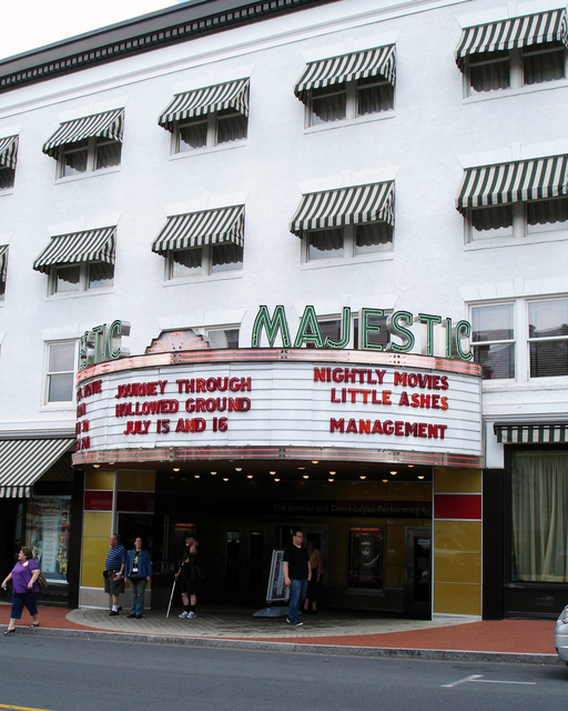Majestic Theater, Gettysburg, PA