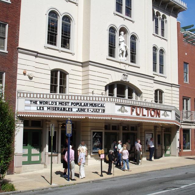 Fulton Theatre, Lancaster, PA