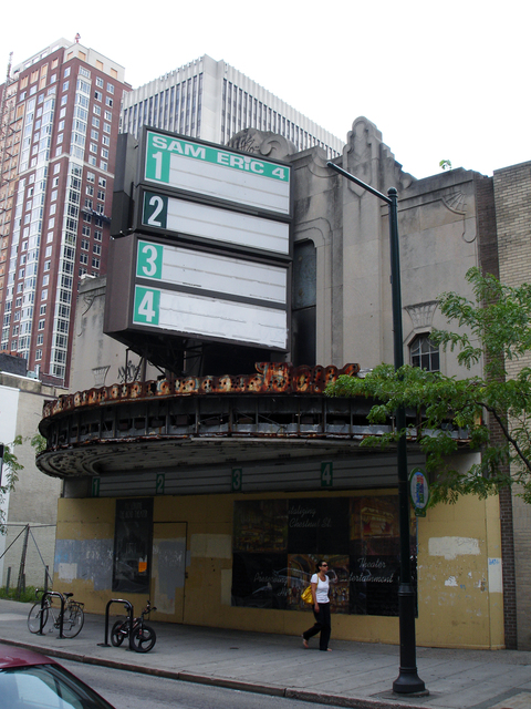 Boyd Theatre, Philadelphia, PA