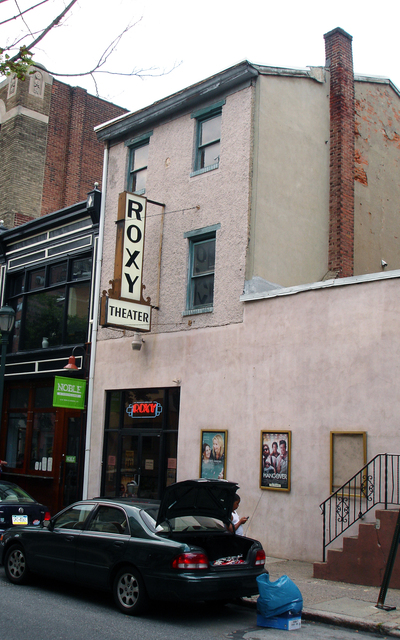 Roxy Theater, Philadelphia, PA