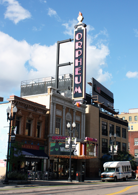 Orpheum Theatre, Minneapolis, MN