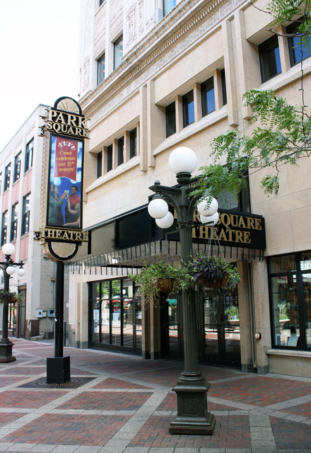 Park Square Theatre, St. Paul, MN