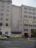 Queens Hotel, former cinema