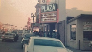 Plaza Theater, Oakland California