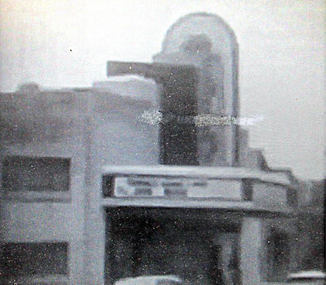 FALLS Theatre; Chippewa Falls, Wisconsin (c.1954).