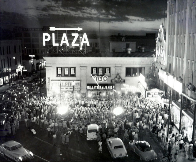 Photo courtesy of the El Paso History Facebook page.
