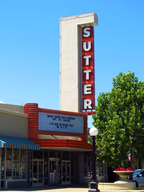 Sutter Theater