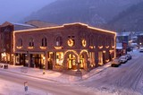 Nugget Theatre Building (2005), Telluride, CO.
