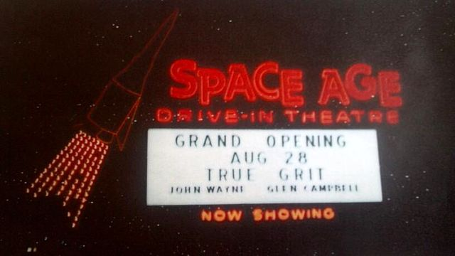 Space Age Drive-In