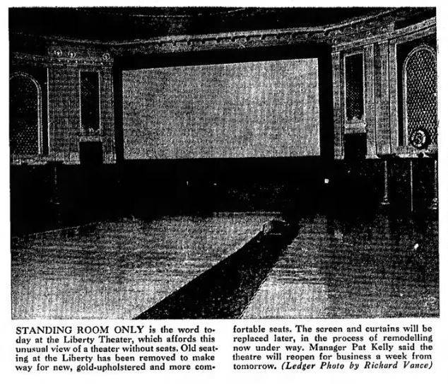 Interior photo credit Richard Vance of The Ledger.