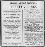 1948 Martinburg Monitor newspaper ad courtesy of Tom Marshall.