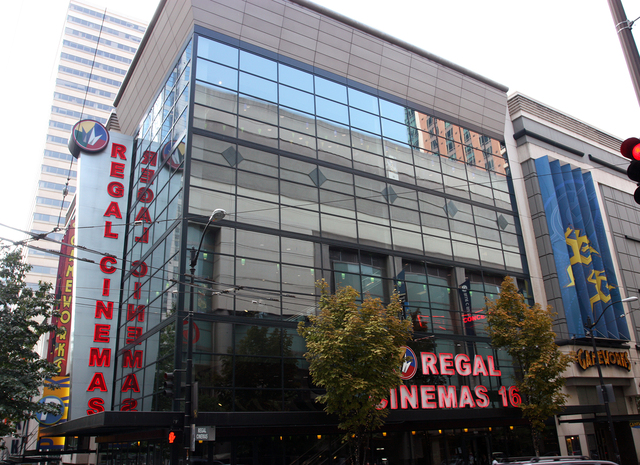 Regal Meridian 16, Seattle, WA