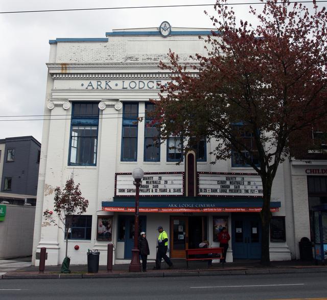 Ark Lodge Cinemas, Seattle, WA