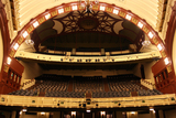 Moore Theatre, Seattle, WA - balconies