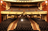 Moore Theatre, Seattle, WA - main floor & balcony