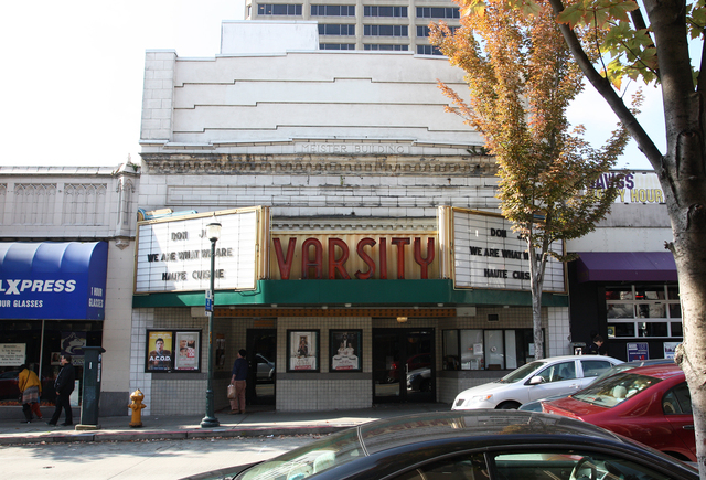 Landmark Varsity Theater, Seattle, WA