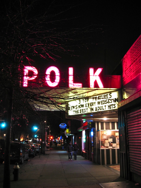 Polk Theater