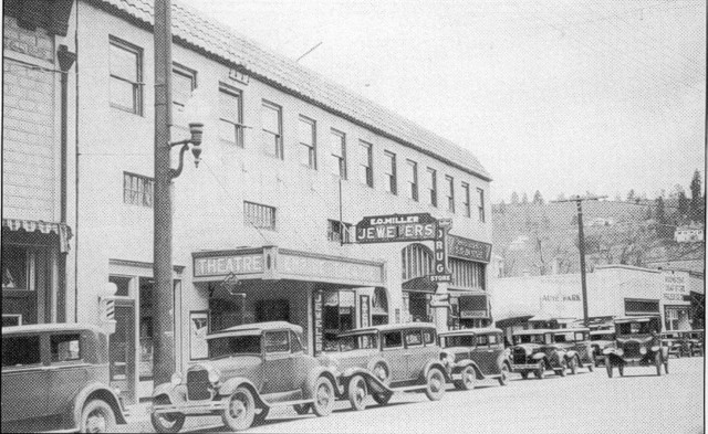 Empire Theater 1931