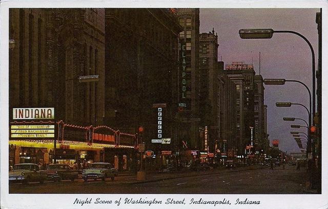 1958 Postcard.