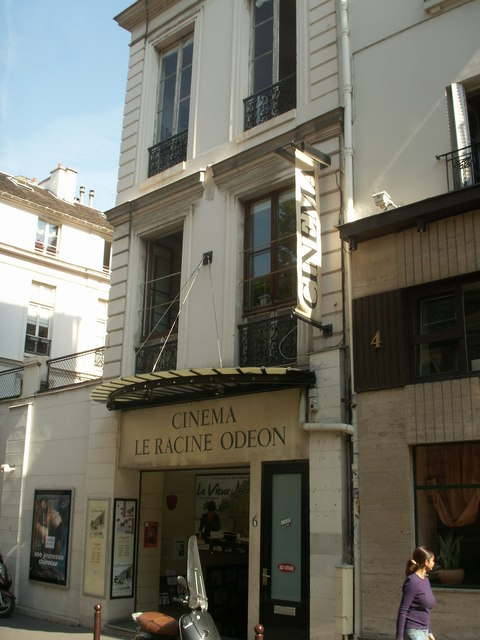 Cinema Le Racine Odeon