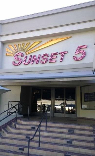 Sunset Cinemas